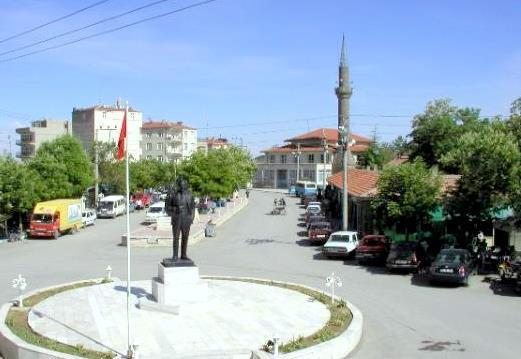 Kulu Atatürk Meydanı 360° Haritası İçin Tıklayın