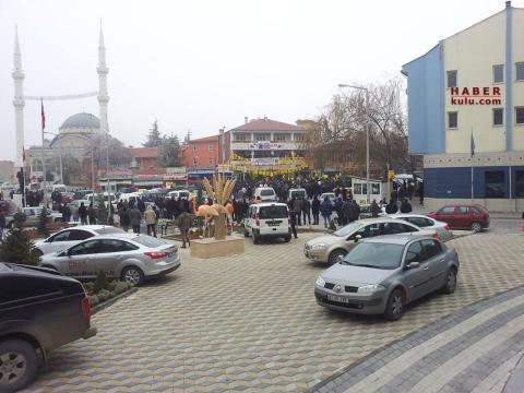 BDP Kulu'da Belediye Seçim Çalışmaları  Startını Verdi