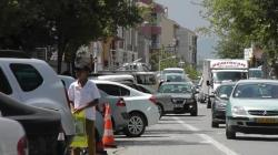 Kulu Caddelerinde Trafik Yoğunluğu