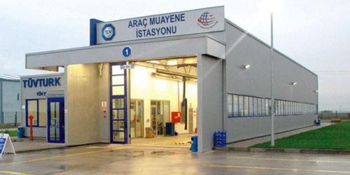 Araç Muayene İstasyonu açılıyor
