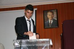 İlçe Meclis Başkanı Seçimi Yapıldı