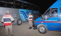 Kulu'da Aranan  5 Kişi Yakalandı
