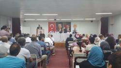 Ak Parti Kulu İlçe Danışma Meclisi Toplantısı Yapıldı