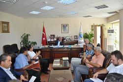 Kulu'da Tarım Komisyonu Toplantısı Yapıldı