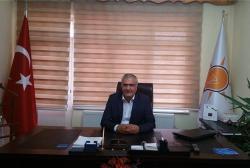 Ak Parti Kulu İlçe Başkanı Mehmet Talayhan 'dan Basın Açıklaması.