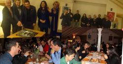 İsveç'te Ak Parti'den Seçim Sonrası Yemek