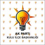 Ak Parti Kulu İlçe Başkan Yardımcılığına İki Yeni Atama
