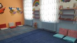 Yavuz Selim İlkokuluna Yeni Kütüphane