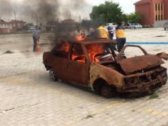 Kaza ve Yangın Tatbikatı