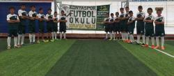 Konyaspor Futbol Okulu KULU'da Kayıtlar Yıl Boyu Devam Etmektedir.