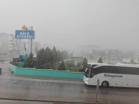 Kulu da Fırtına ve Yağmur
