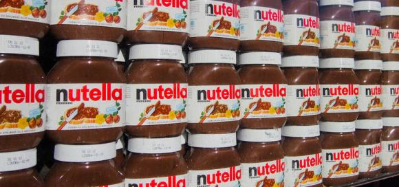 Nutella için şok rapor.