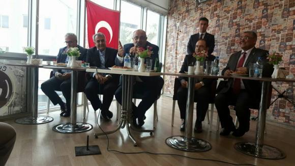Başbakan Yardımcısı TÜRKEŞ ' ten Kulu ya Ziyaret