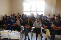 İşkur ile Komek İşbirliği ile KOSGEB Girişimcilik Kursu Başladı
