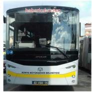 Karacadağ'a Yeni Otobüs Hayırlı Olsun
