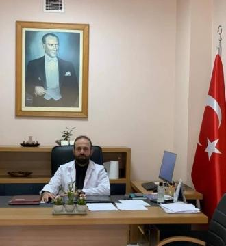 Cihanbeyli Devlet Hastanesine Kululu Başhekim