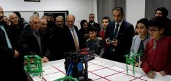 Kulu'da robotik kodlama ve teknoloji sınıfı açıldı