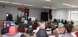 Kulu'da iş sağlığı ve güvenliği toplantısı yapıldı