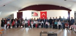 Kulu'da İstiklal Marşı'nı güzel okuma yarışması