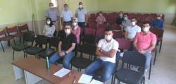 Kulu'da öğretmenlerin mesleki çalışma programı başladı