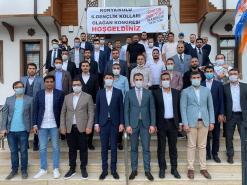 AK Parti Kulu İlçe Gençlik Kollarının 6. Olağan Kongresi yapıldı.