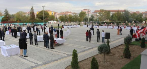 Kulu'da 29 Ekim Cumhuriyet Bayramı kutlandı