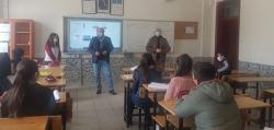 Destekleme ve Yetiştirme (DYK) Kurslarındaki Öğrencilere Ziyaret