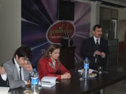 Medaş, Kulu – Cihanbeyli'deki Yetkili Elektrikçiler ile Bilgilendirme, İstişare Toplantısı Yaptı.